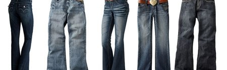 Bootcut Jeans | Premium Denim Jeans