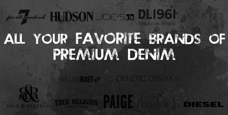 The Ultimate Collection of Premium Denim Jeans