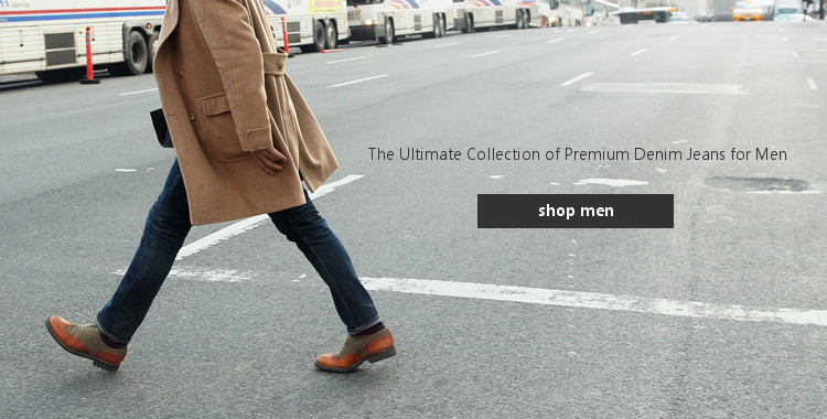 Premium Denim Jeans for Men