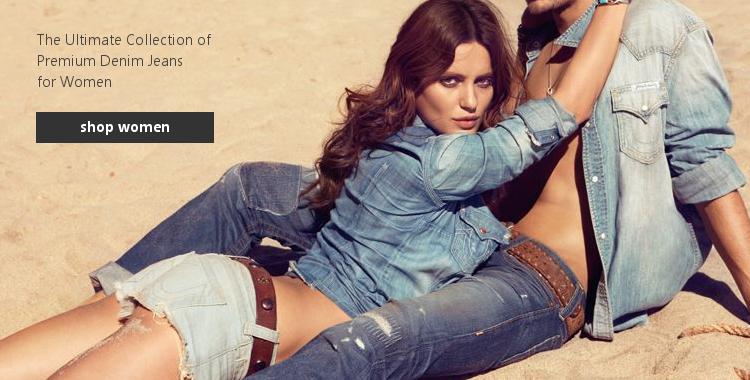 Premium Denim Jeans for Women
