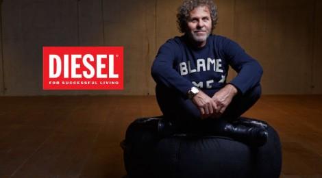 Renzo Rosso Diesel Premium Denim Jeans